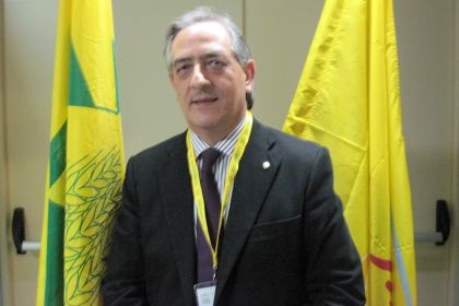 Pietro Molinaro - Presidente Coldiretti Calabria