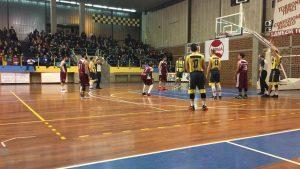 Basketball Lamezia - Vis Reggio C