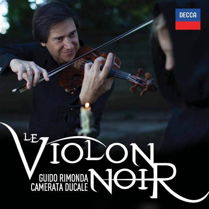Guido Rimonda - Le violon noir