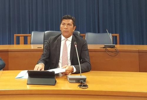 Arturo Bova, presidente della Commissione regionale anti 'ndrangheta