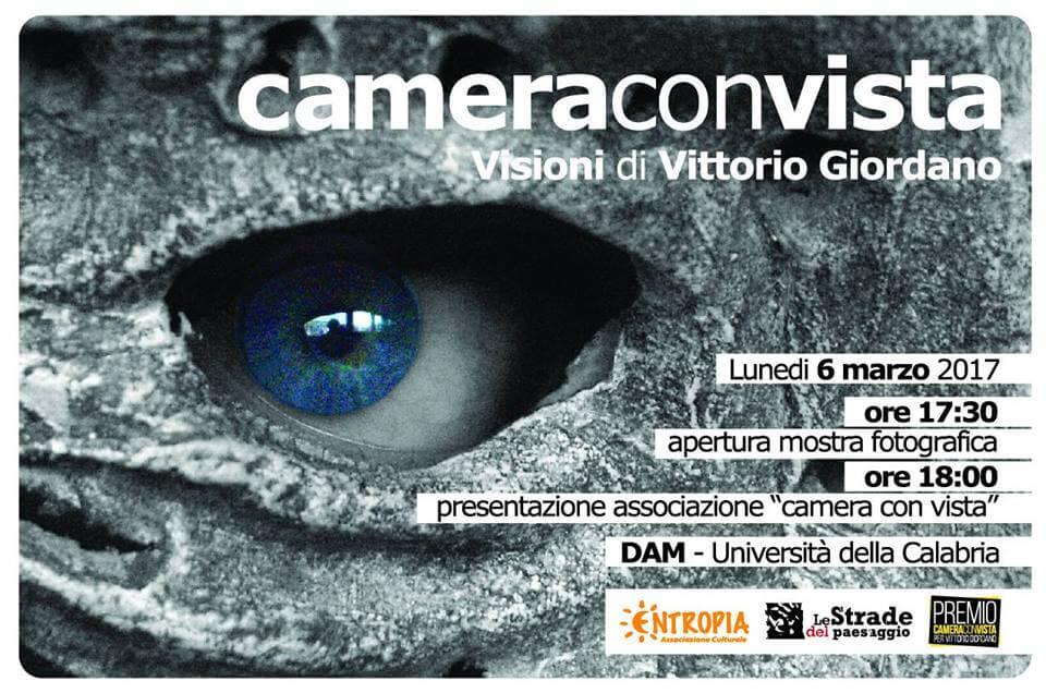 Cameraconvista – Visioni di Vittorio Giordano