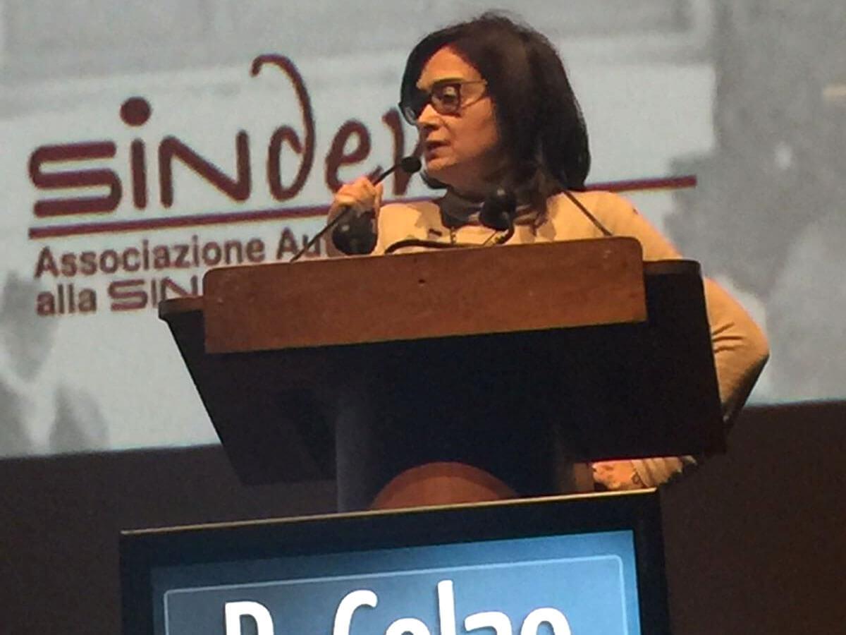 la dott.ssa Rosanna Colao al SINdem