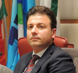 Santo Biondo, segretario generale Uil Calabria