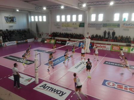 Volley Soverato - Lilliput Settimo Torinese