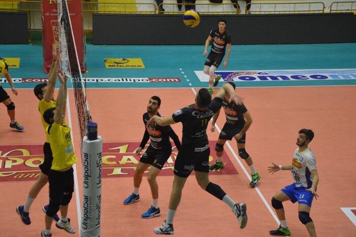 Tonno Callipo Calabria Vibo Valentia – Ricc. Volley Brolo 3-1