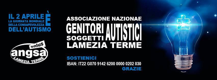 ANGSA (associazione nazionale genitori soggetti autistici) Lamezia Terme.