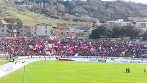 Cosenza - Catanzaro, Daspo