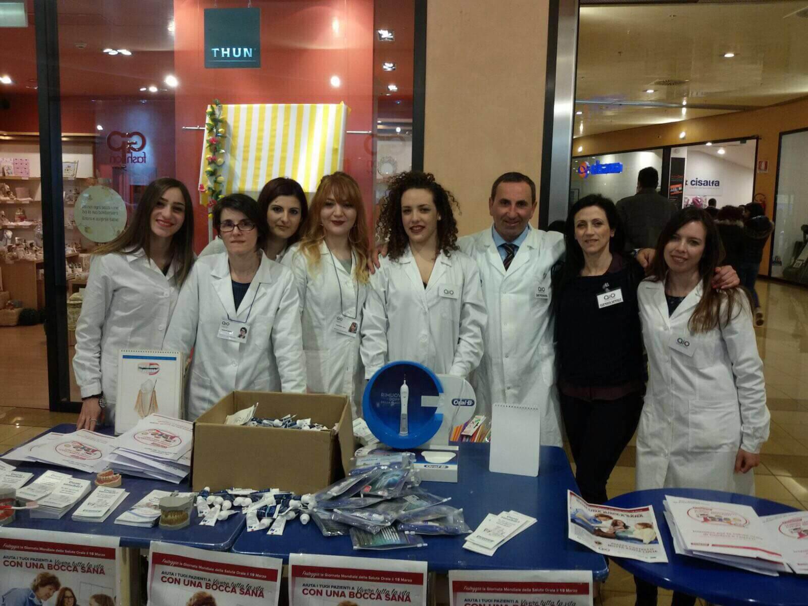 Giornata Mondiale Della Salute Orale in Calabria