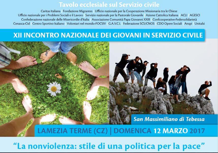 Raduno nazionale dei giovani del Servizi Civile - Lamezia