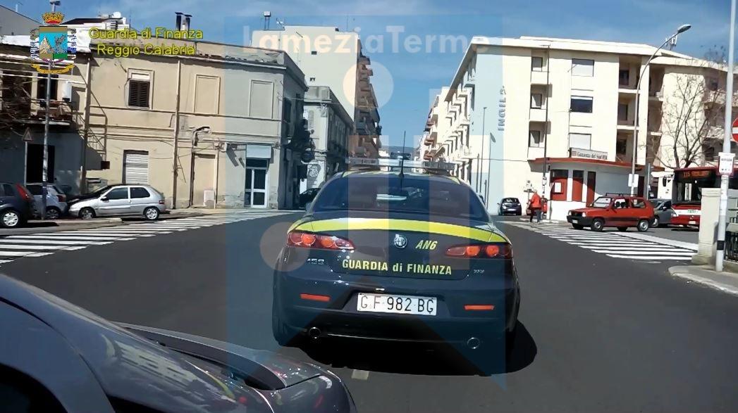 GdF Reggio Calabria - LameziaTerme.it