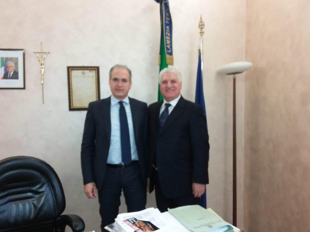 Paolo Mascaro e Mario Magno