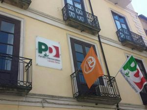 comitato elettorale PD