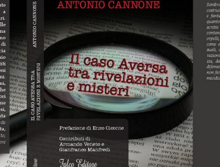 Il caso Aversa, il libro di Cannone - LameziaTerme.it