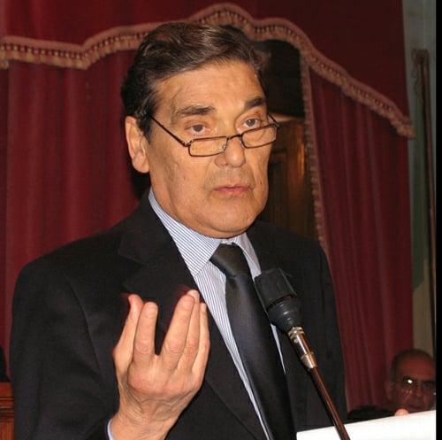 Senatore Giuseppe Petronio - Lameziatermeit