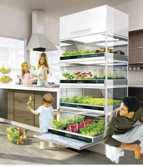 Il giardino idroponico ikea per coltivare in casa - Ikea giardino 2017 ...