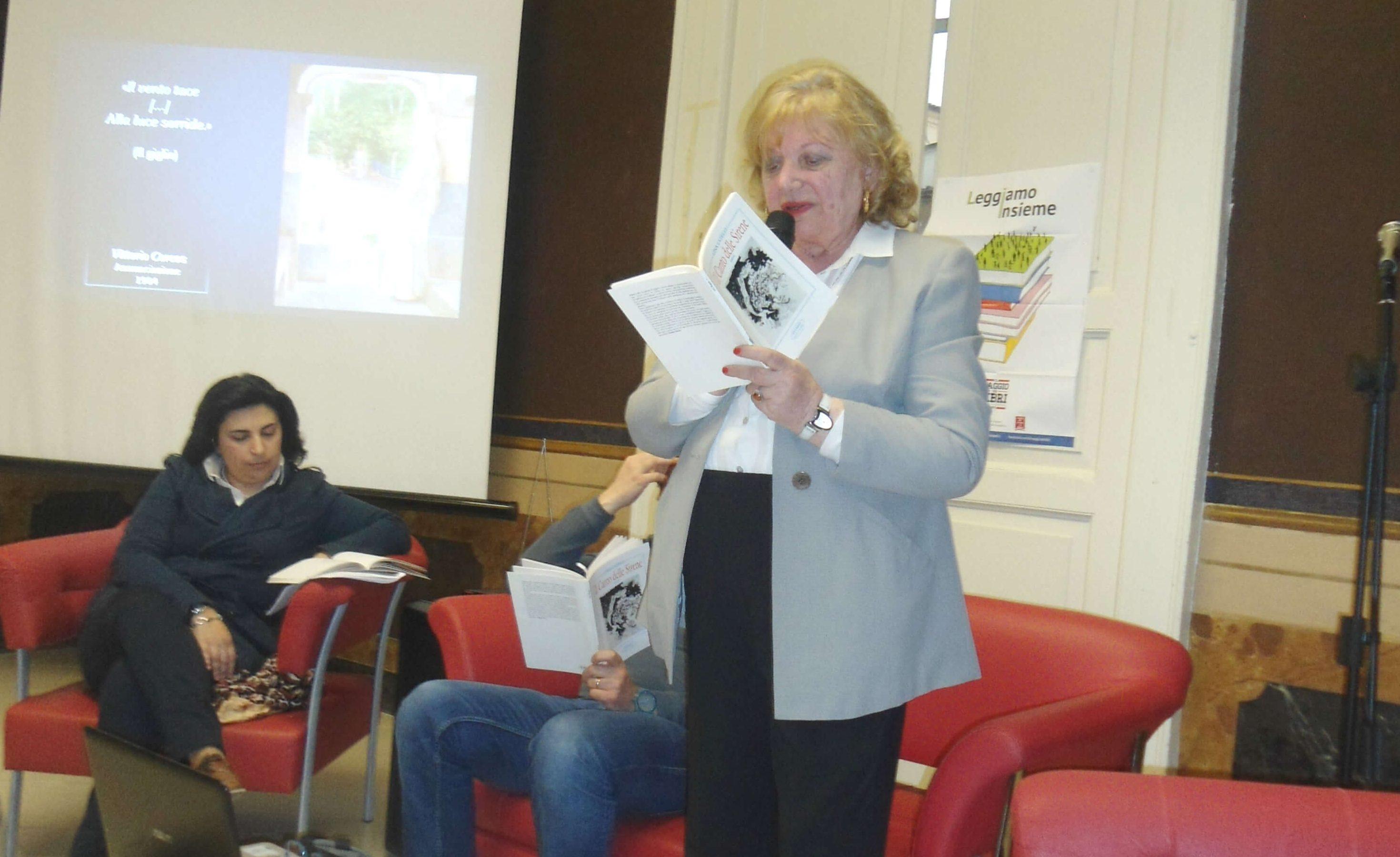 Miriam Guzzi e Lina Latelli Nucifero - LameziaTermeit