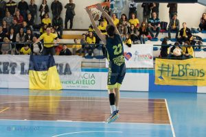 Basketball Lamezia fabriano