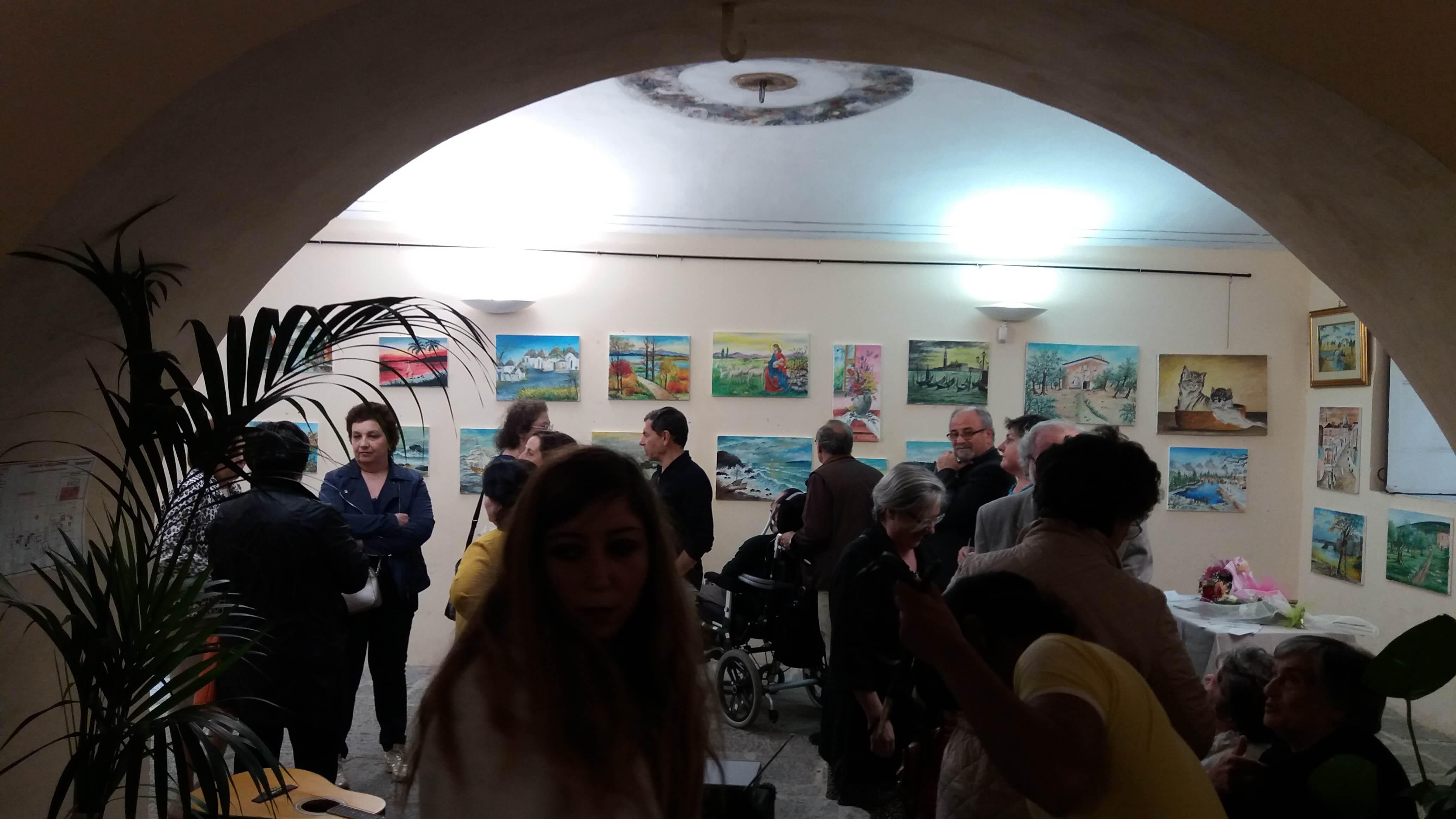 Mostra di Cinzia Renda - LameziaTermeit