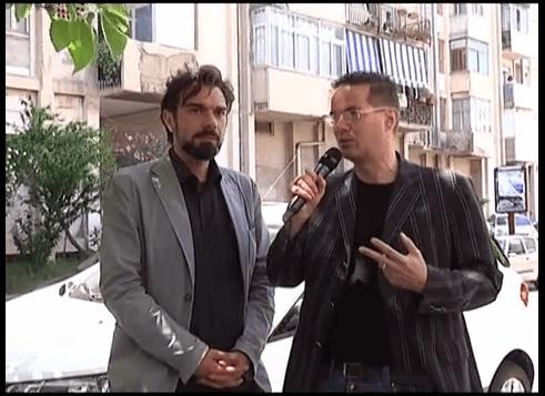Alberto Micelotta e Klaus Davi a Reggio Calabria - LameziaTermeit
