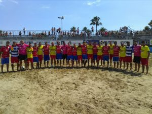 Beach Soccer Lamezia sesta