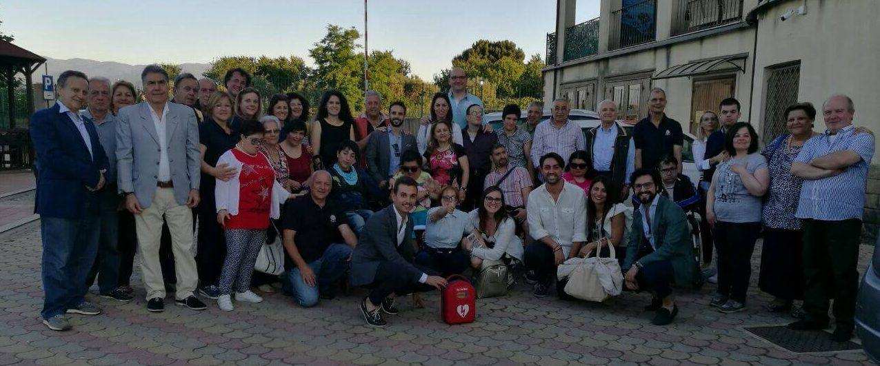 Campo Lucciola Blu, il gruppo - LameziaTermeit