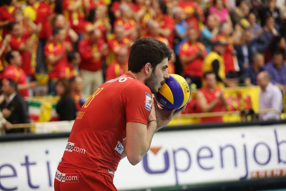 Luca Presta, Volley Tonno Callipo