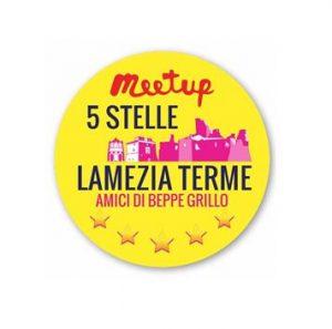 Nuovo logo MeetUp 5 Stelle Lamezia Terme - LameziaTermeit