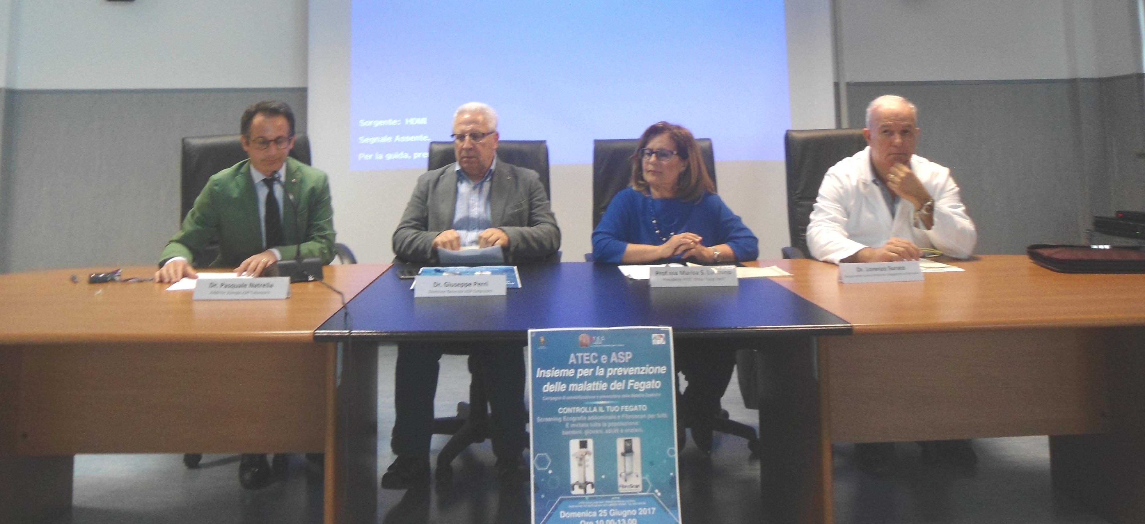 Giornata prevenzione malattie del Fegato - LameziaeTerme.it