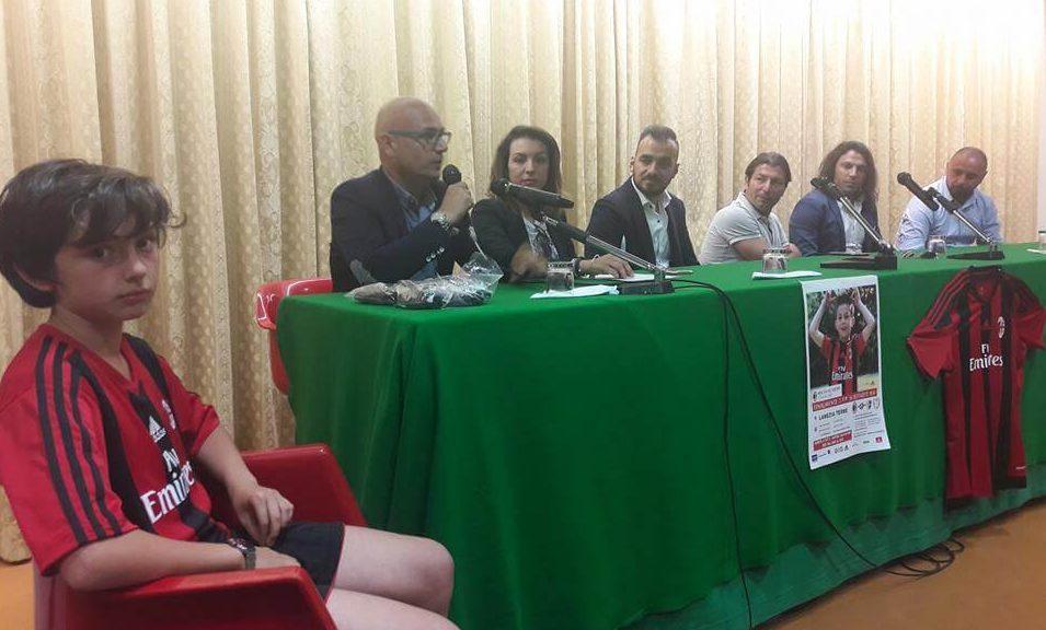 Presentazione del Milan Academy Junior Camp