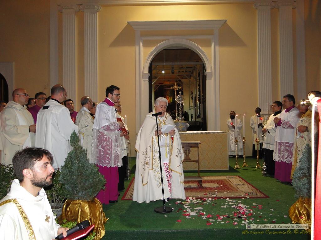 Solennità del Corpus Domini - LameziaTerme.it