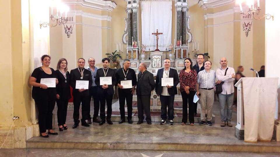 I Vincitori del 6° Concorso Nazionale Corale AMA Calabria - LameziaTermeit