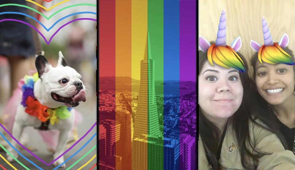 Facebook Fotocamera . Pride Month - LameziaTermeit