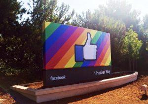 Facebook Like . Pride Month - LameziaTermeit