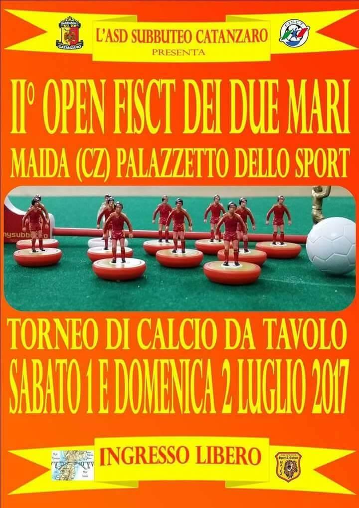 """II Open """"Città dei Due Mari"""" - LameziaTermeit"""
