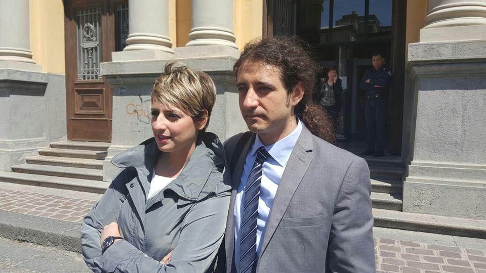 I deputati M5s Dalila Nesci e Paolo Parentela - LameziaTerme.it