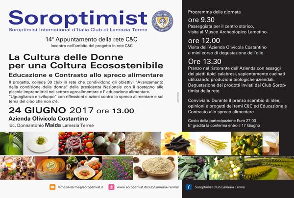Soroptimist Club - LameziaTerme.it
