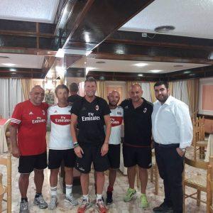Milan junior camp -LameziaTermeit