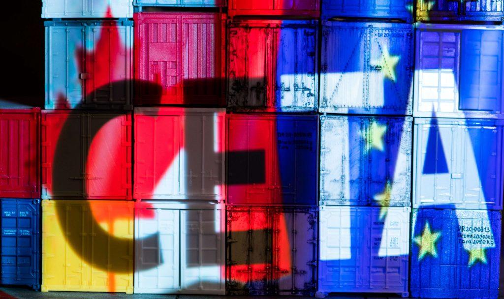 Accordo UE-Canada - CETA