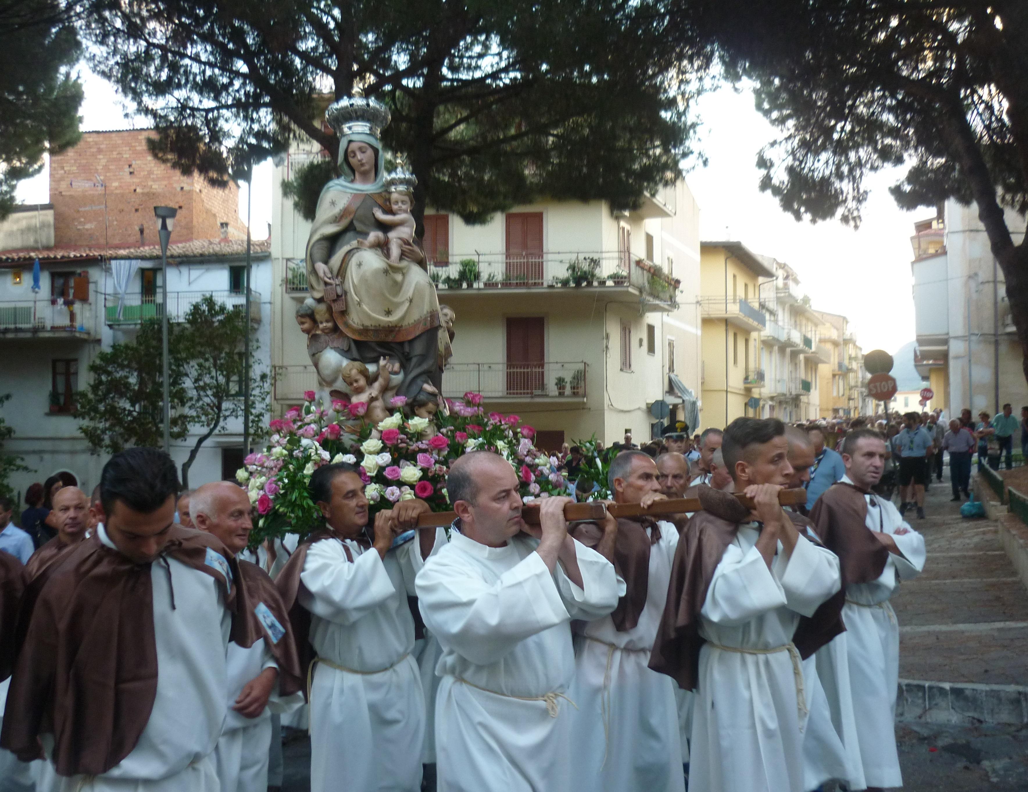 Festa del Carmine - LameziaTerme.it