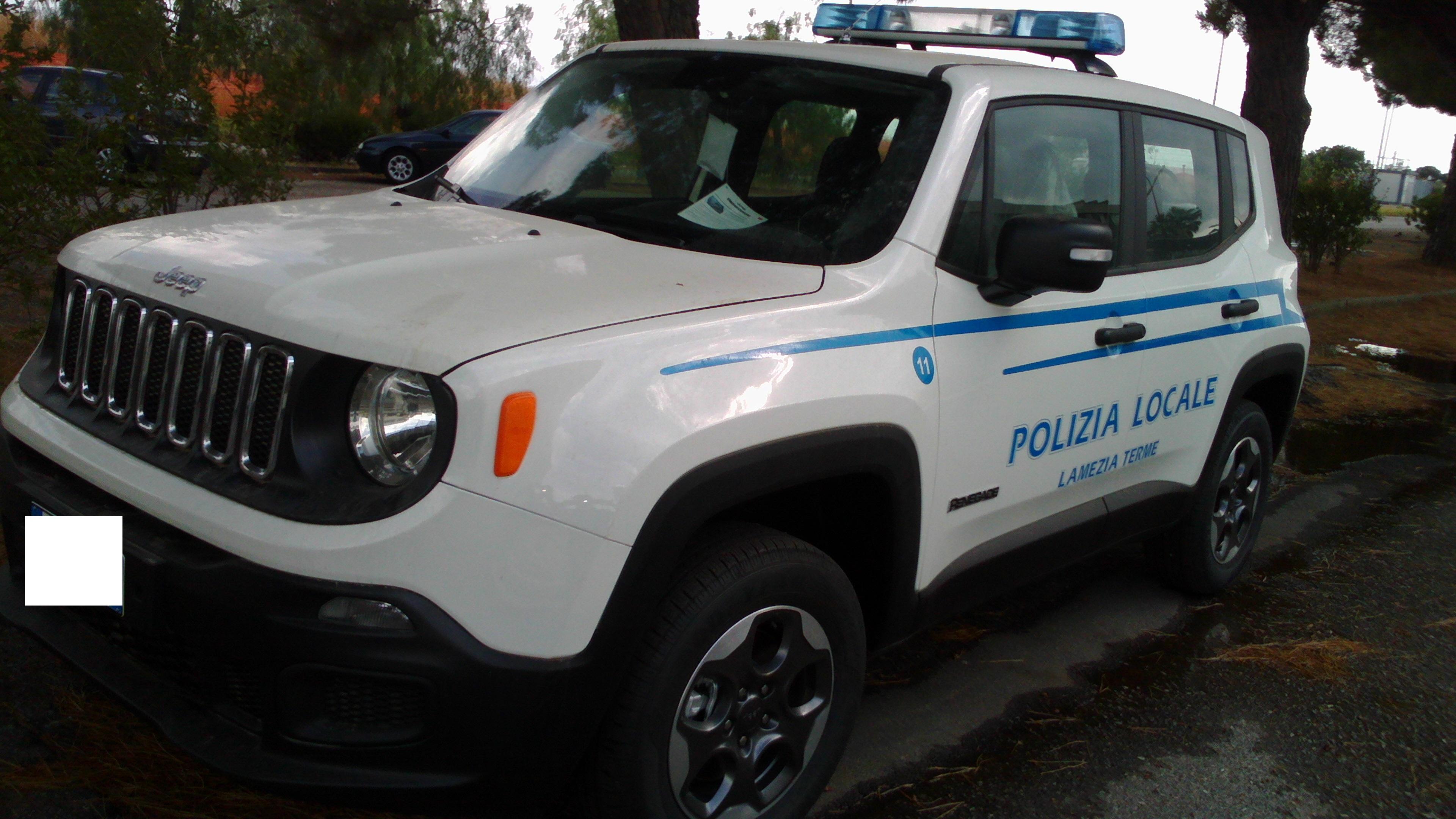 Polizia Locale LameziaTermeit