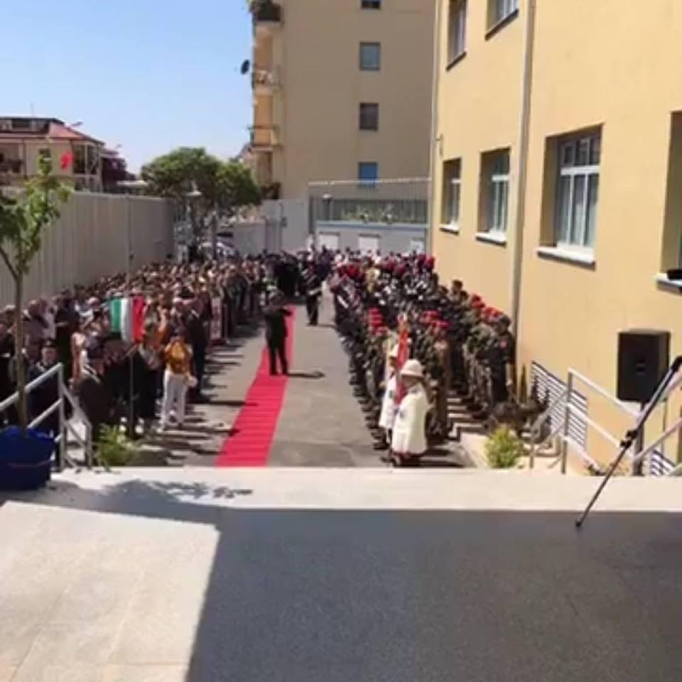 Inaugurazione Caserma Nuovo Gruppo Carabinieri - LameziaTerme.it