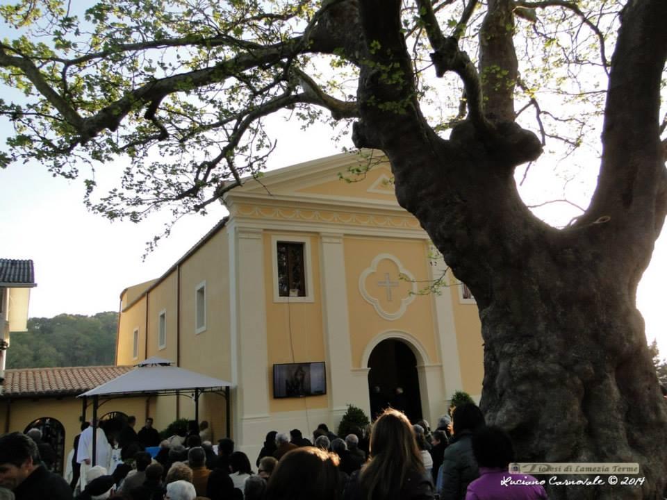 Festa al Santuario di Dipodi - LameziaTerme.it