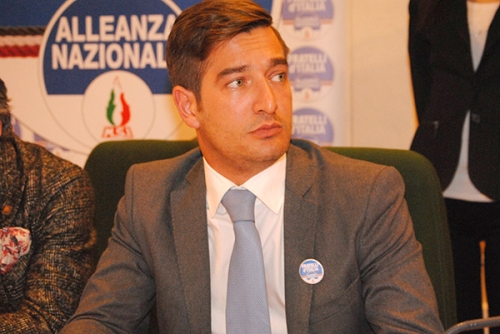 Francesco Meduri FdI - LameziaTerme.it
