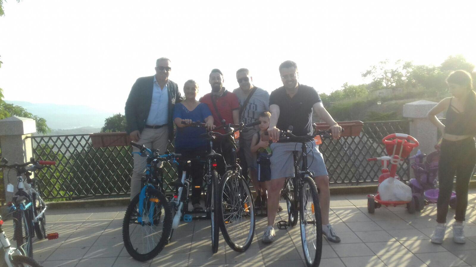 Bikesharing ad Amato (CZ) - LameziaTerme.it