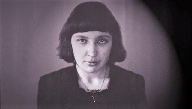 Poetessa Marina Cvetaeva