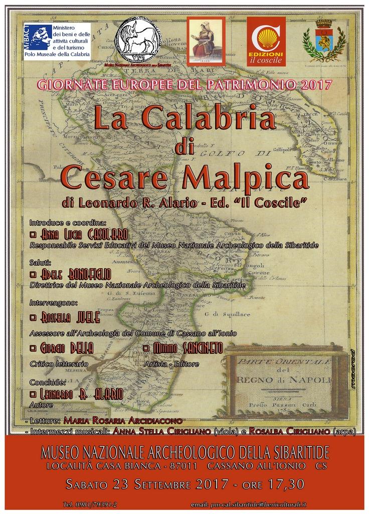 Calabria Cesare Malpica-LameziaTermeit