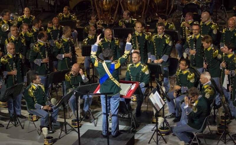 Banda musicale della GDF