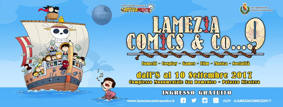 Lamezia Comics & Co - LameziaTerme.it