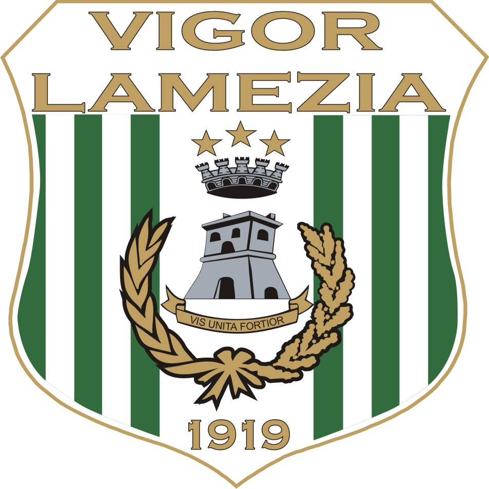 Vigor Lamezia 1919, logo ufficiale - LameziaTerme.it