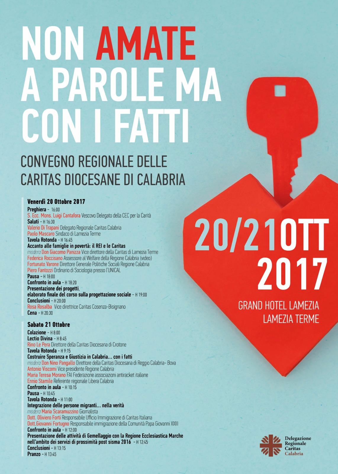 Convegno Caritas-LameziaTermeit